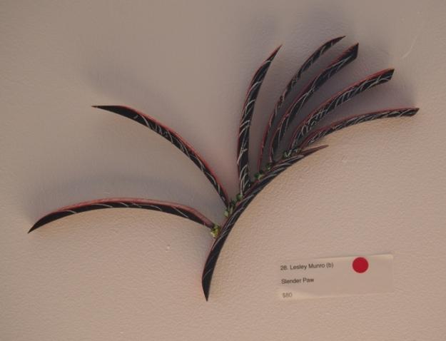 Slender Paw by Lesley Munro