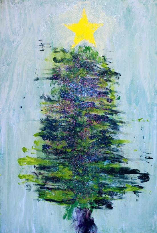 The Spirit of Christmas by Roslyn Burns