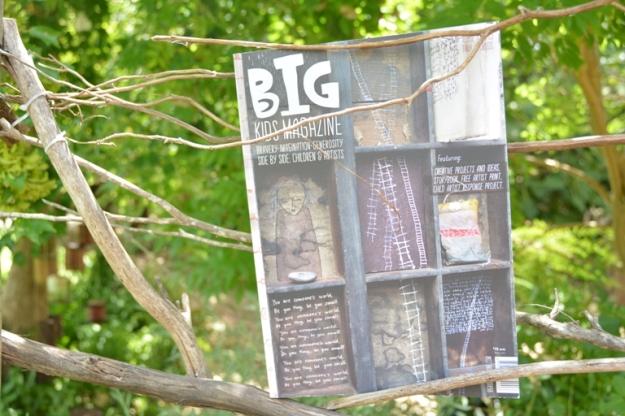Big Kids Magazine, Issue 7. Photo by Carensa Werder