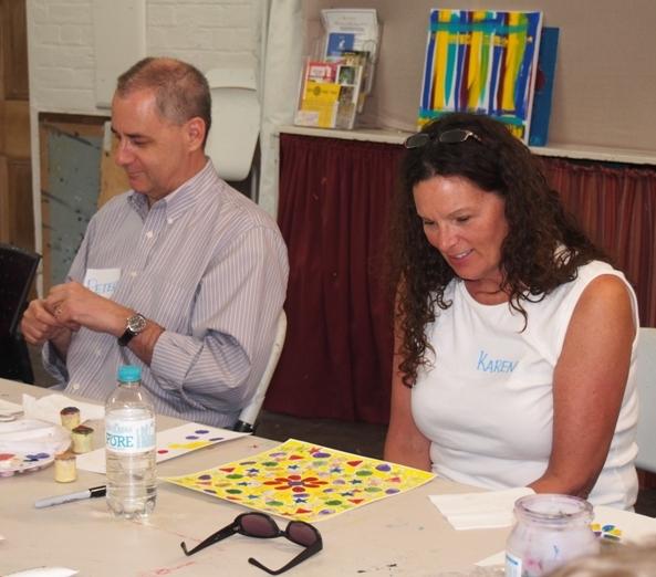 Peter and Karen Sproul